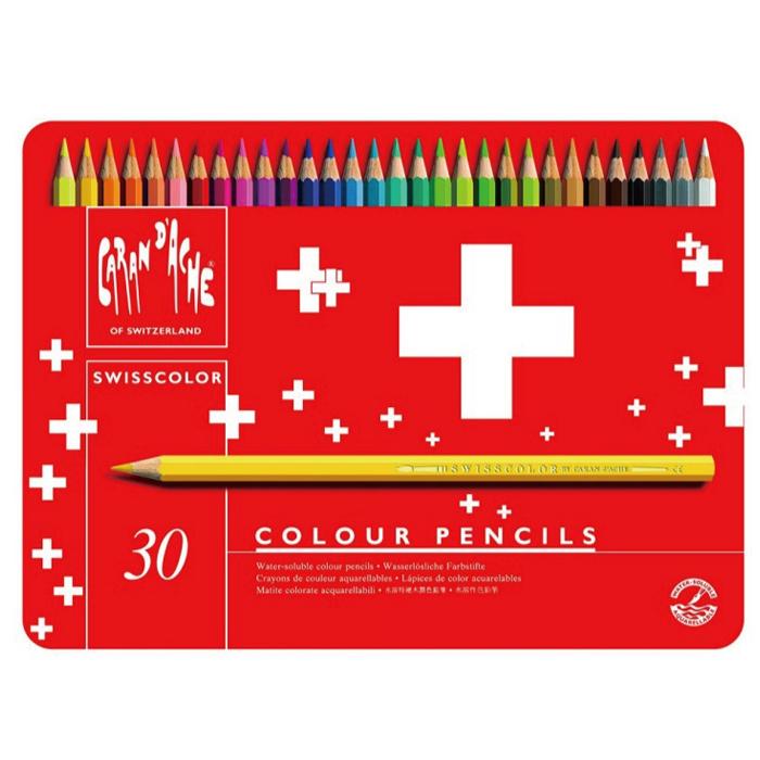 까렌다쉬컬러색연필