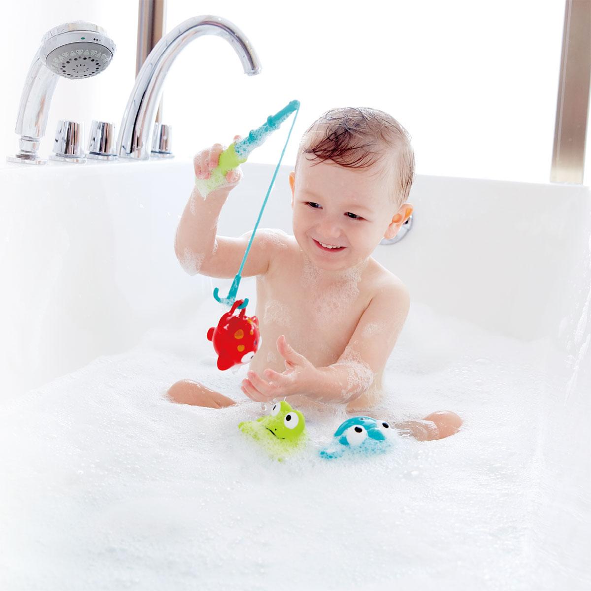 하페 더블펀 낚시놀이 목욕놀이완구