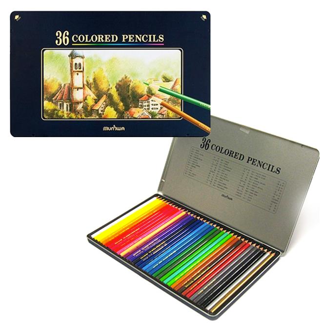 문화색연필