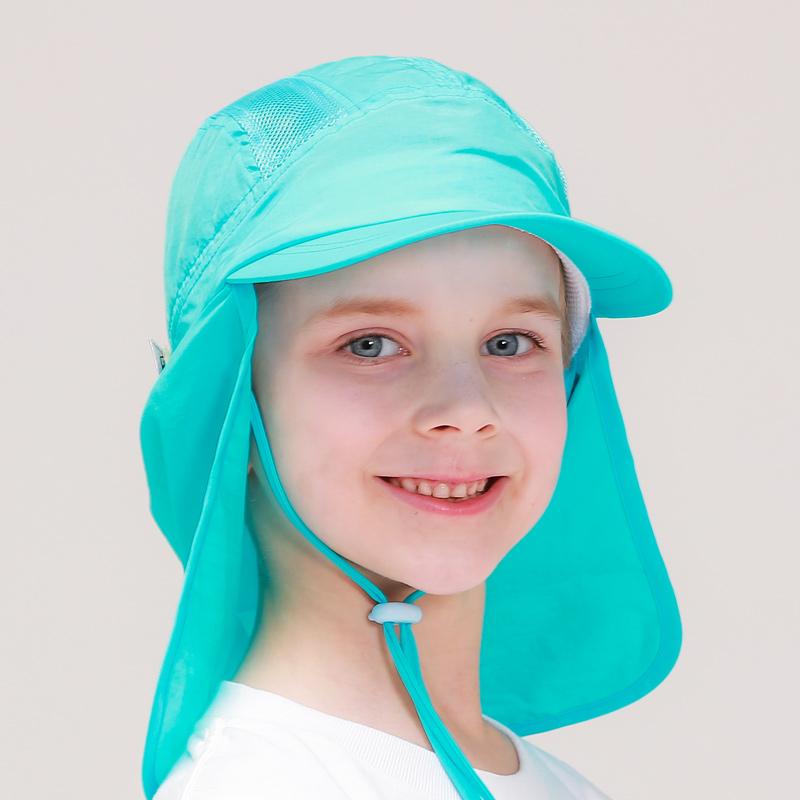 비치붐 UV 메쉬 플랩캡 4종(택1) 모자