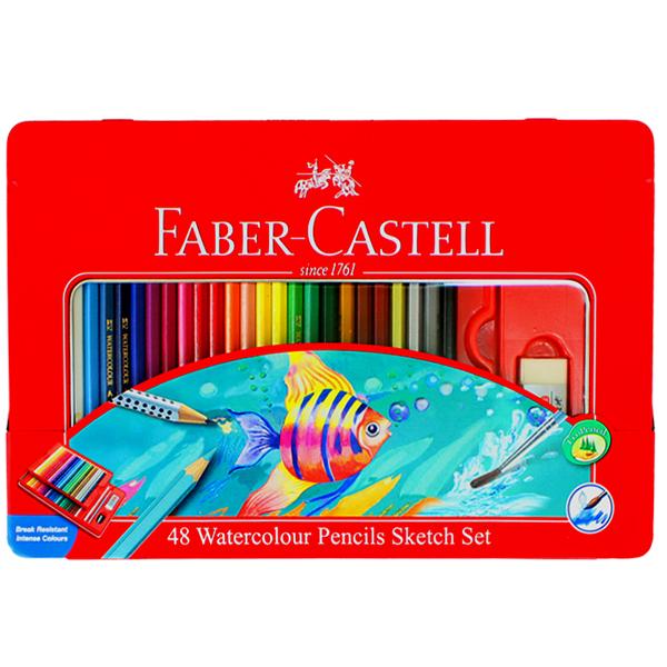 파버카스텔틴케이스색연필