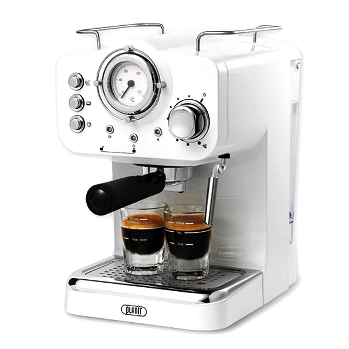 플랜잇 홈 카페 에스프레소 커피머신, PCM-F15W