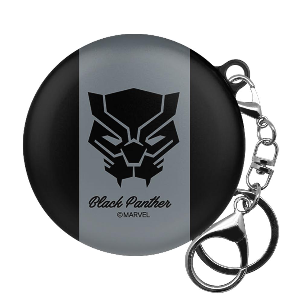 마블 LG톤 플러스 프리 케이스 + 고리, 단일상품, 블랙팬서