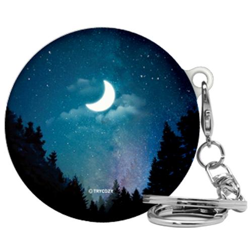 트라이코지 밤하늘달 LG 톤플러스 프리 이어폰 하드케이스, 단일상품, 003