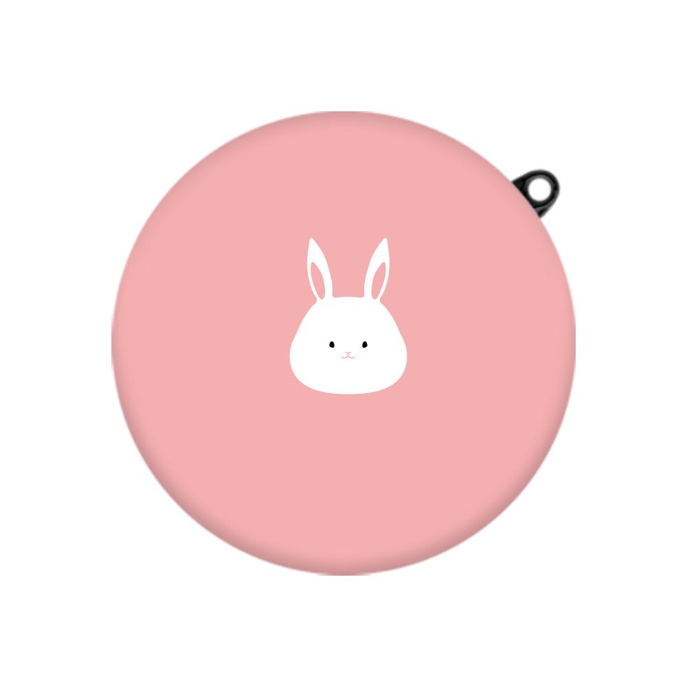 머큐리 구스페리 일러스트 동물 디자인 LG 톤 플러스 프리 케이스, 단일상품, 토끼