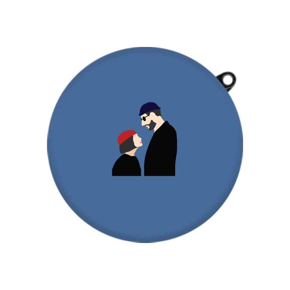 구스페리 레옹 일러스트 디자인 LG 톤 플러스 프리 케이스, 단일상품, 키차이