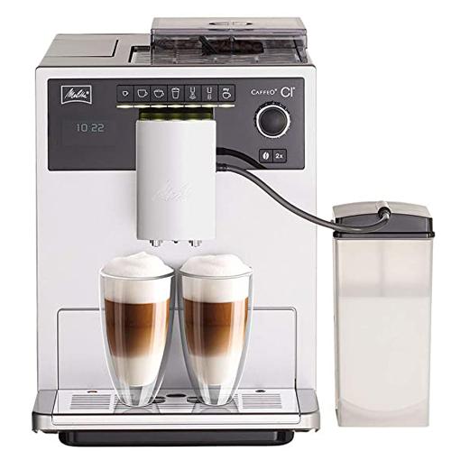 밀리타 카페오 CI 전자동 커피머신, E970