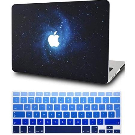 맥북 프로 13인치 2020 하드 케이스 P219 키스킨 KECC Laptop Case for MacBook Pro 13 (2020201920182017, One Color
