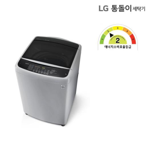 [신세계TV쇼핑][LG]통돌이 세탁기 블랙라벨 플러스 T16DT (16kg / 인버터 DD모터 / 6모션)