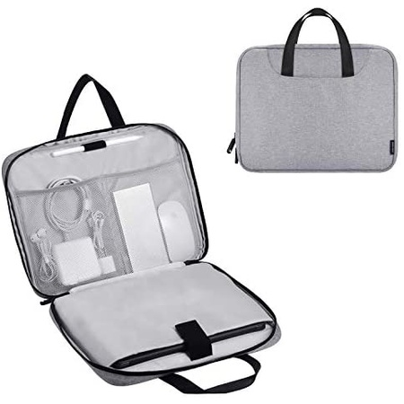 맥북 프로 13인치 2020 파우치 가방 S06 오거나이저 Comfyable Laptop Sleeve Case 13-13.3 Inch for New, One Color_New 13 Mac ProAir, One Color