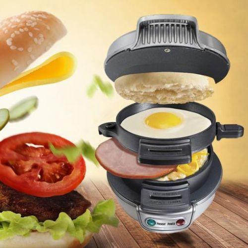 밥버거 햄버거 샌드위치 만들기 간식 햄버거 샌드위치 메이커, 단품